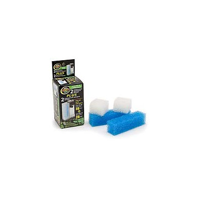 Zoo Med Replacement Mechanical Sponges (2 pack)
