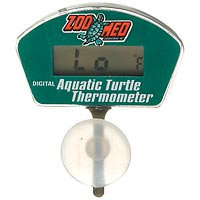 Zoo Med Laboratories AZMTH26 Digital Aquatic Turtle Thermometer