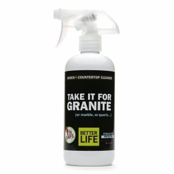 Better Life Take it for Granite (or marble