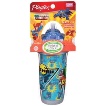 Playtex Insulate Playtime Cup, Dc Suprfrends, 9 oz, 1 ea