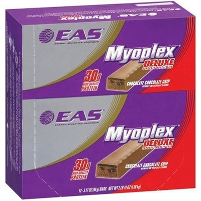 EAS MYOPLEX DLX BAR CH CHP 12
