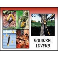 Songbird Essentials SESIGNSQLOVER Squirrel Lovers Sign