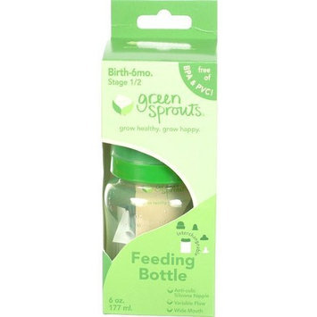 Green Sprouts Feeding Bottle 6 Oz