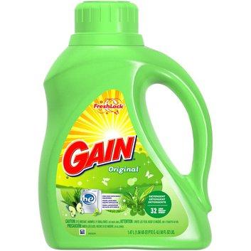 Gain Original Scent Laundry Detergent