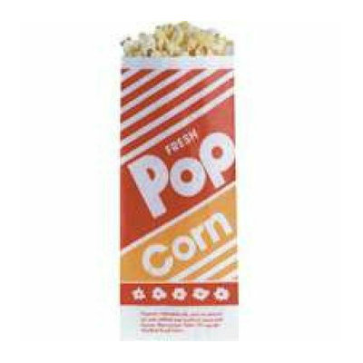 Gold Medal Products 2053 One-Ounce Popcorn Bags - Box of 1000