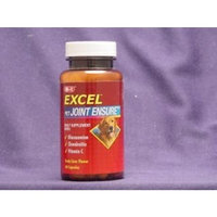 PET STORES USA Excel Pet Joint Ensure Glucosamine And Chondroitin 60 Count