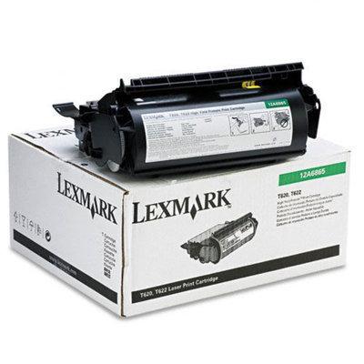 Lexmark 12A6865 High-Yield Return Program Toner Cartridge
