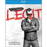 Legit: Season One (Blu-ray) (Widescreen)