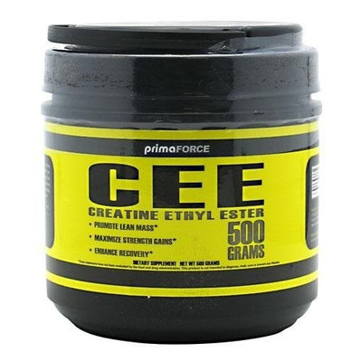 Primaforce CEE, Creatine Ethyl Ester 500 g