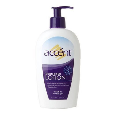 Accent Moisturizing Lotion 12 fl oz
