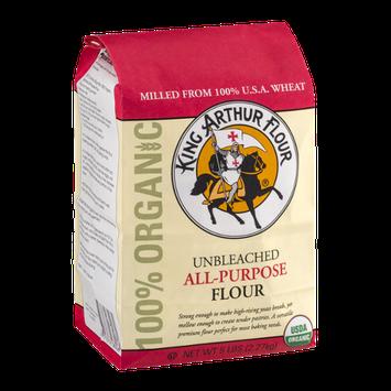 King Arthur Flour 100% Organic Unbleached All-Purpose Flour