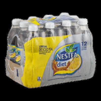 Nestea Diet Iced Tea Lemon - 12 CT