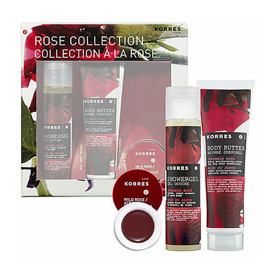 Korres Rose Collection