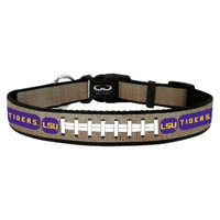 GameWear LSU Tigers Reflective Medium Football Collar