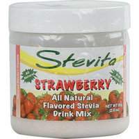 Stevita Flavored Stevia Drink Mix Strawberry 2.8 oz