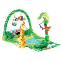 Fisher-Price - 1 2 3 Rainforest Musical Play Gym