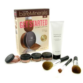 Bare Escentuals bare Minerals Get Started Complexion Kit