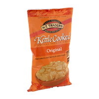 Harris Teeter Kettle Cooked Original Potato Chips