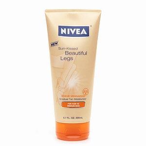 Nivea Sun-Kissed Beautiful Legs Gradual Tan Moisturizer