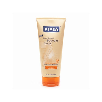 NIVEA Sun-Kissed Beautiful Legs Gradual Tan Moisturizer