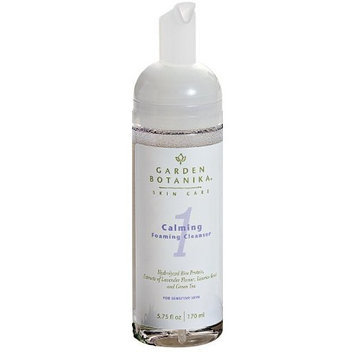 Garden Botanika Calming Foaming Cleanser, 5.75-Fluid Ounce