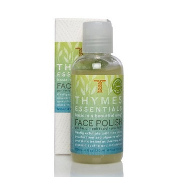 Thymes Face Polish, Essentials, 4-Ounce Bottle