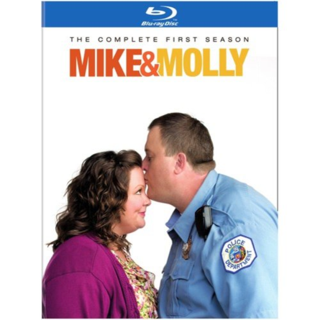 Mike & Molly: The Complete First Season (Blu-ray) (Widescreen)