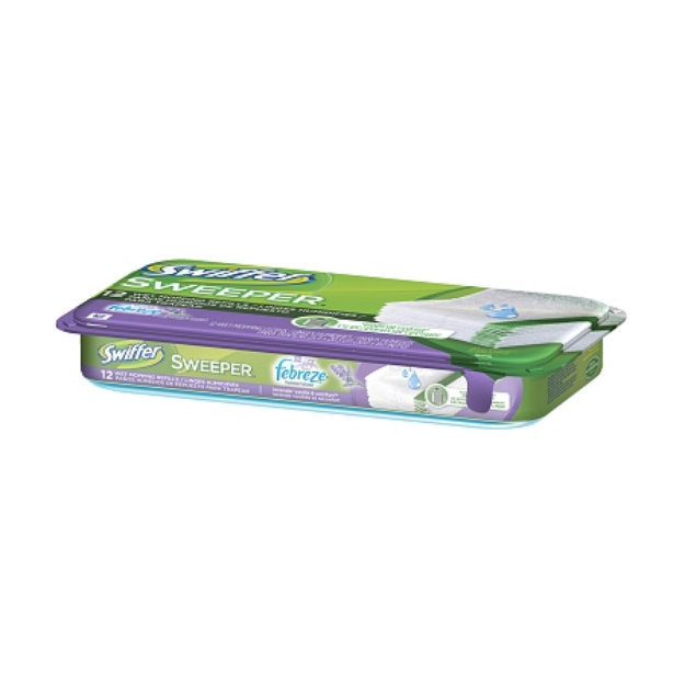 Swiffer Sweeper Wet Mopping Cloths With Febreze Reviews 2019