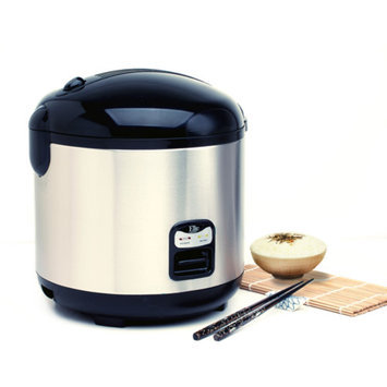 Maxi-Matic Elite Platinum 10-cup Rice Cooker