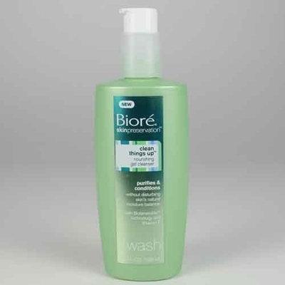 Bioré Skin Preservation Clean Things Up Nourishing Gel Cleanser