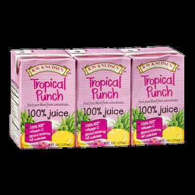R.W. Knudsen 100% Juice Tropical Punch