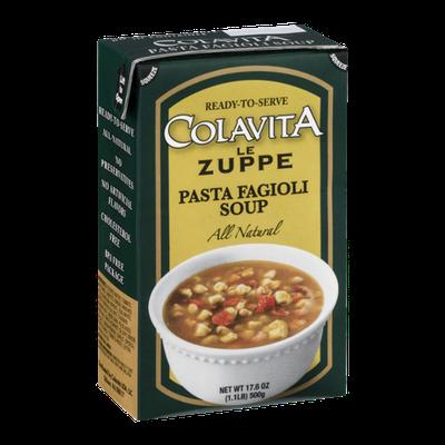Colavita All Natural Soup Pasta Fagioli