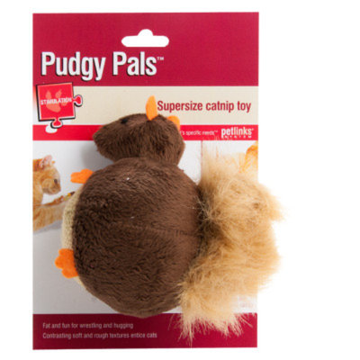 Petlinks Pudgy Pals Cat Toy