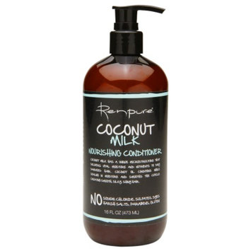 Renpure Coconut Milk Nourishing Conditioner, 16 fl oz