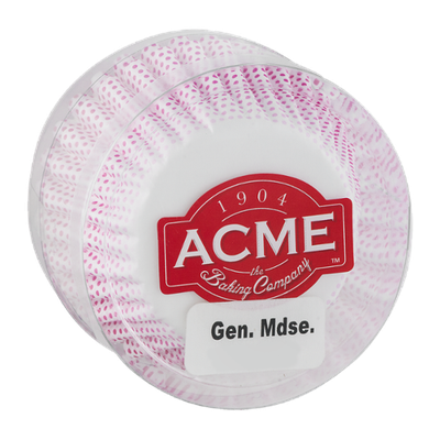 Acme Muffin Size Baking Cups Mini Polka Dots - 50 CT