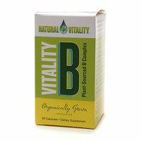 Natural Vitality Vitamin B