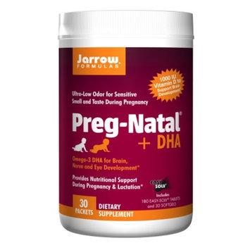 Jarrow Formulas Preg-Natal + DHA Packets