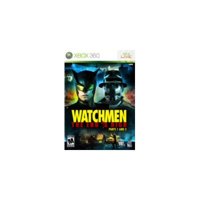 Warner Home Video Games Watchmen: The End is Nigh Part 1 & 2