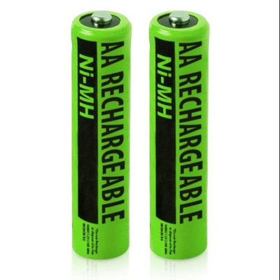 NIMH-AA NiMh AA Batteries 2-Pack