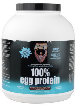 Healthy'N Fit Nutritionals 100% Egg Protein Heavenly Chocolate 4 lbs