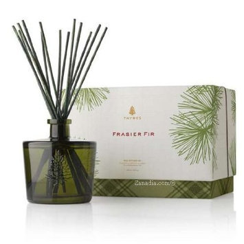 Thymes Frasier Fir Reed Diffuser Set - 7.75oz U