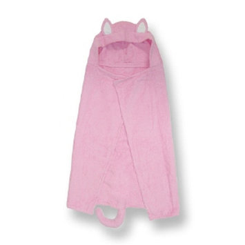 Trend Lab Hooded Towel Pink Kitty