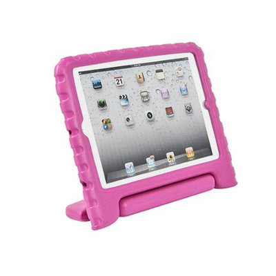 Monoprice Kidz Cover and Stand for iPad Air™ - Pink