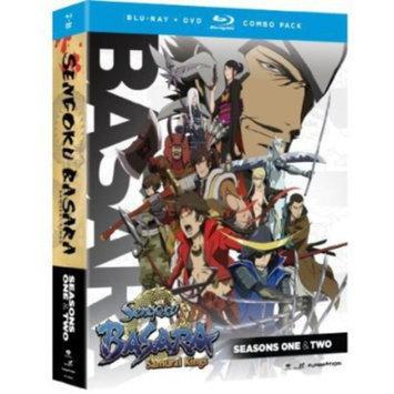 Sengoku Basara: Samurai Kings - Seasons 1 & 2 (Blu-ray + DVD) (Widescreen)