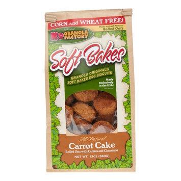 K9 Granola Factory Soft Bakes - Carrot Cake - 12 oz.