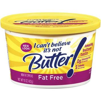 I Can't Believe It's Not Butter! Fat-Free Spread