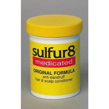 Sulfur8 Medicated Anti-Dandruff Hair and Scalp Conditioner Original Formula 7.25 Oz.