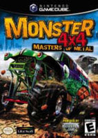 UbiSoft Monster 4x4: Masters of Metal