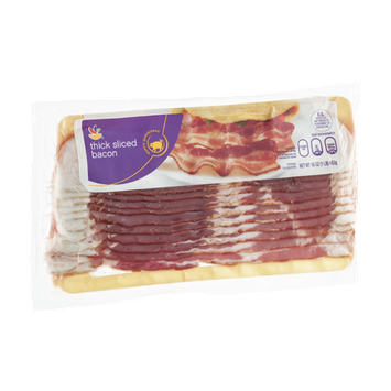 Ahold Thick Sliced Bacon