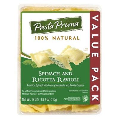 Pasta Prima Spinach and Ricotta Ravioli 18 oz